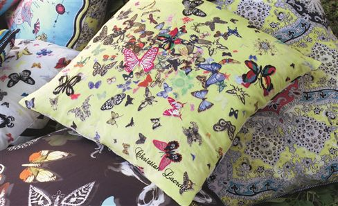 BUTTERFLY PARADE FABRICS - Lacroix