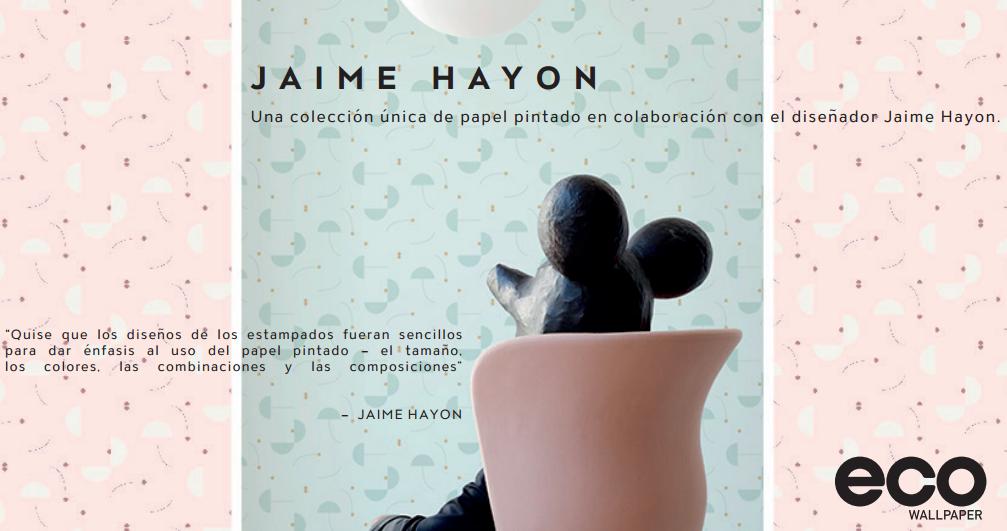 JAIME HAYON - ECO WALLPAPER