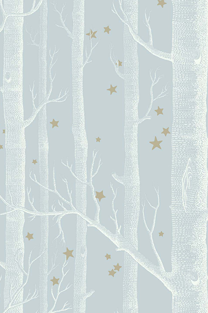 WHIMSICAL - WOODS & STARS