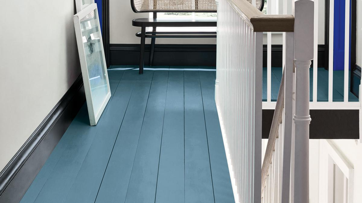 SUELOS MADERA INTERIOR - Floor Paint